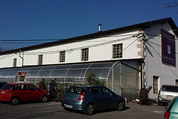 Agromarket Komen