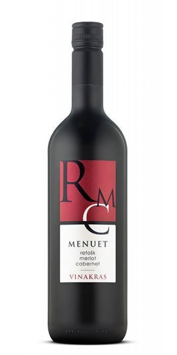 Menuet Classic – Rdeča zvrst