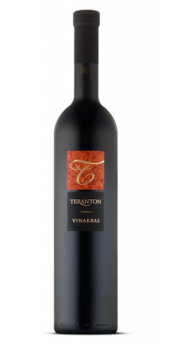 Teranton Grand Prestige – Vrhunsko rdeče vino ZGP