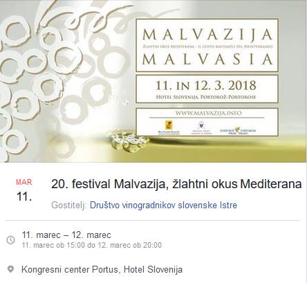 Festival Malvazija